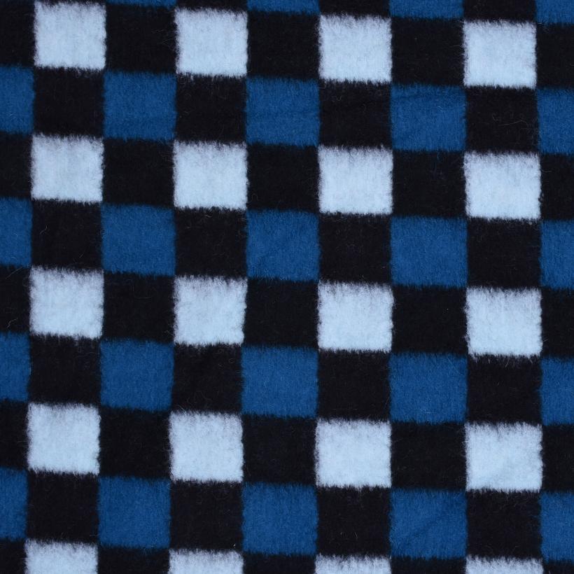 格子 呢料 柔软 羊毛 大衣 外套 女装 70315-32