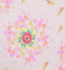 花朵 期货 梭织 印花 连衣裙 衬衫 短裙 薄 女装 春夏秋 60621-192