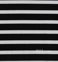 条子 横条 圆机 针织 纬编 T恤 针织衫 连衣裙 棉感 弹力 期货 60312-123