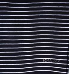 条子 横条 圆机 针织 纬编 T恤 针织衫 连衣裙 棉感 弹力 期货 60312-97