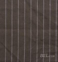 梭织染色条纹面料-春夏外套衬衫面料90924-8