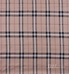针织染色格子面料-春秋冬大衣外套面料Z759