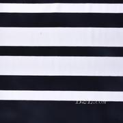 条子 横条 圆机 针织 纬编 T恤 针织衫 连衣裙 棉感 弹力 期货 60312-157