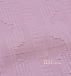 素色 梭織 染色 低彈 小提花 幾何 全棉 連衣裙 襯衫 女裝  80604-17