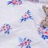期货 印花 绉布 全棉 薄 梭织 花朵 无弹 连衣裙 春夏 女装 童装 80302-45