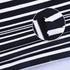 条子 横条 圆机 针织 纬编 T恤 针织衫 连衣裙 棉感 弹力 定位 罗纹 期货 60312-182