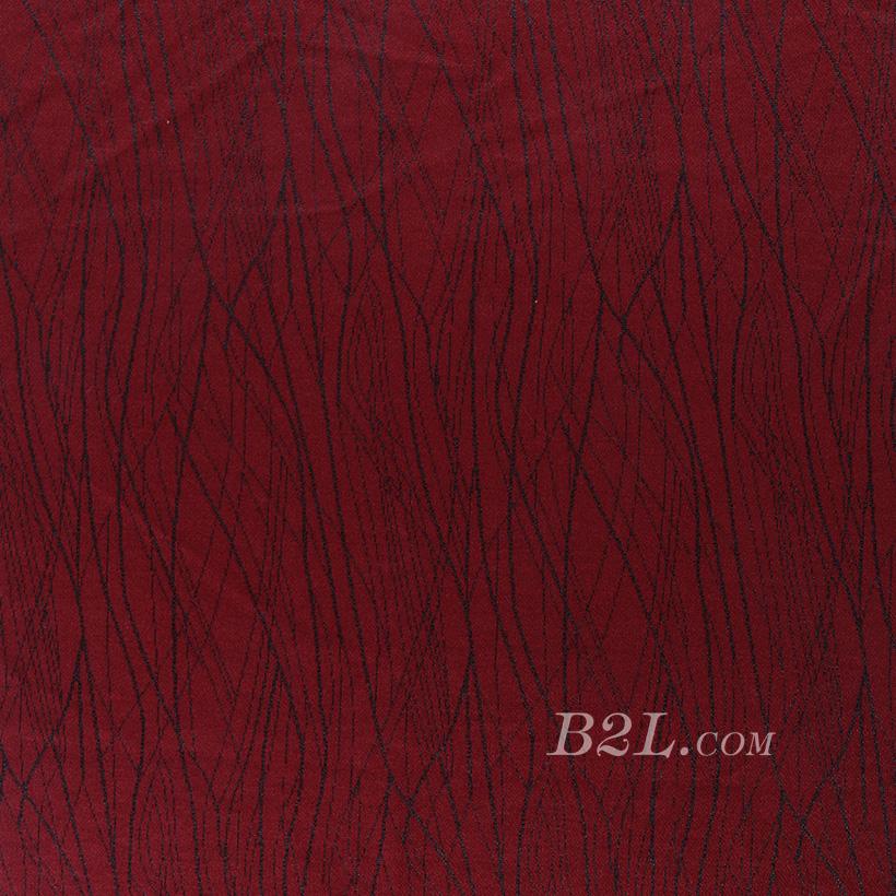 针织 棉感 低弹 纬弹 提花 纬编 平纹 细腻 柔软 上衣 男装 春秋 70825-20