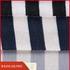 条子 横条 圆机 针织 纬编 T恤 针织衫 连衣裙 棉感 弹力 60312-103