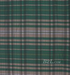 格子 棉感 色织 平纹 外套 衬衫 上衣 薄 70622-110