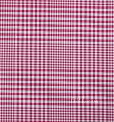 格子 涤 棉感 色织 平纹 外套 衬衫 上衣 薄 70622-66
