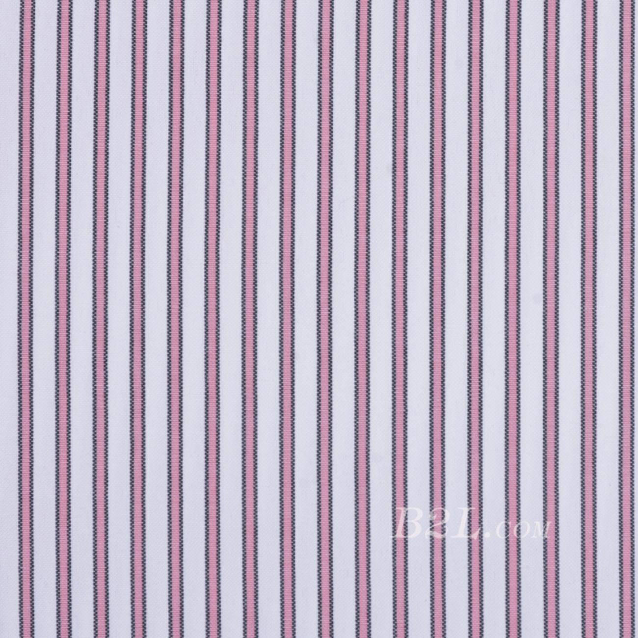 條紋 梭織 染色 無彈 春夏 襯衫 女裝 連衣裙 90415-8