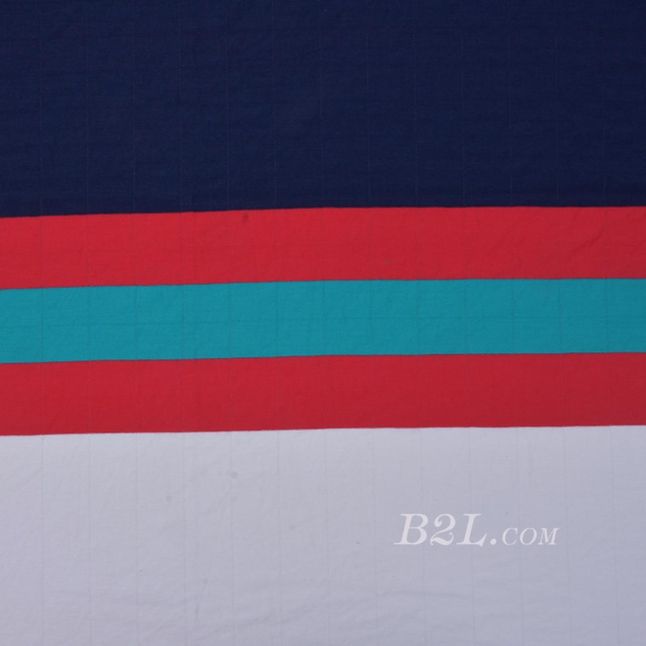 期货 针织 提花 单面 条子 高弹 棉感 连衣裙 T恤 女装 80509-10