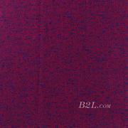 針織 棉感 低彈 緯彈 提花 緯編 平紋 細膩 柔軟 上衣 春秋 70825-10