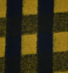 格子 提花 呢料 柔軟 羊毛 大衣 外套 女裝 60803-65