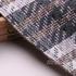 千鸟格 毛呢 粗纺 梭织 色织 提花 拉毛 无弹 外套 西装 短裤 柔软 粗糙 绒感 女装 冬 70820-15
