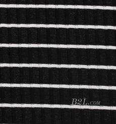 条子 横条 圆机 针织 纬编 T恤 针织衫 连衣裙 棉感 弹力 定位 罗纹 期货 60312-57