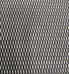 厂家直销l菱形纹网布面料