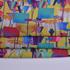 灯 期货 家具 梭织 印花 连衣裙 衬衫 短裙 薄 女装 春秋 60621-153