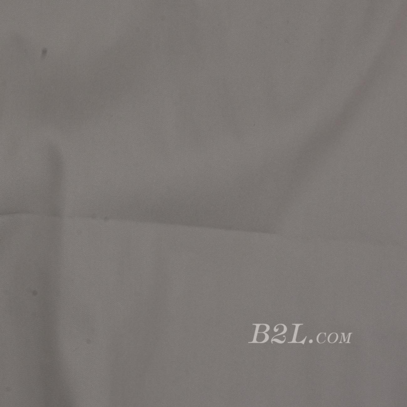 素色 斜纹 无弹 柔软 外套 风衣 短裙 棉感 春秋 风衣81117-2