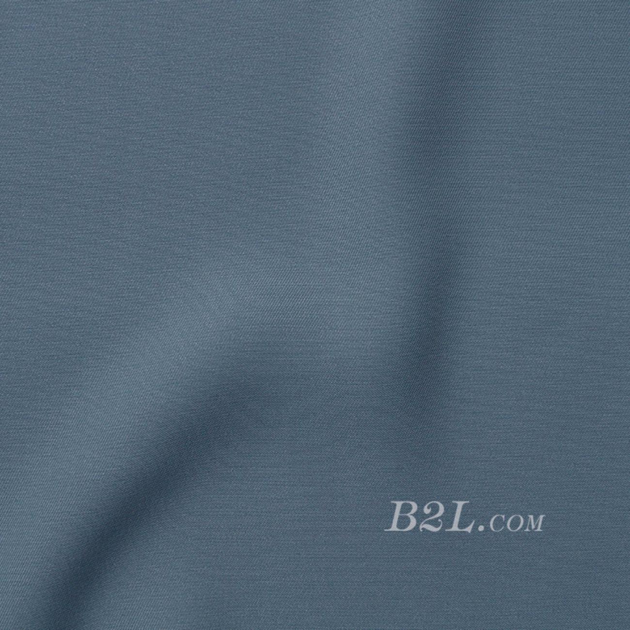 现货 素色 梭织 斜纹 弹力 染色 春秋 连衣裙 外套 女装 80530-23