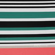 条子 横条 圆机 针织 纬编 T恤 针织衫 连衣裙 棉感 弹力 定位 期货 60312-72