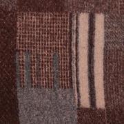 幾何 呢料 柔軟 羊毛 大衣 外套 女裝 70410-58
