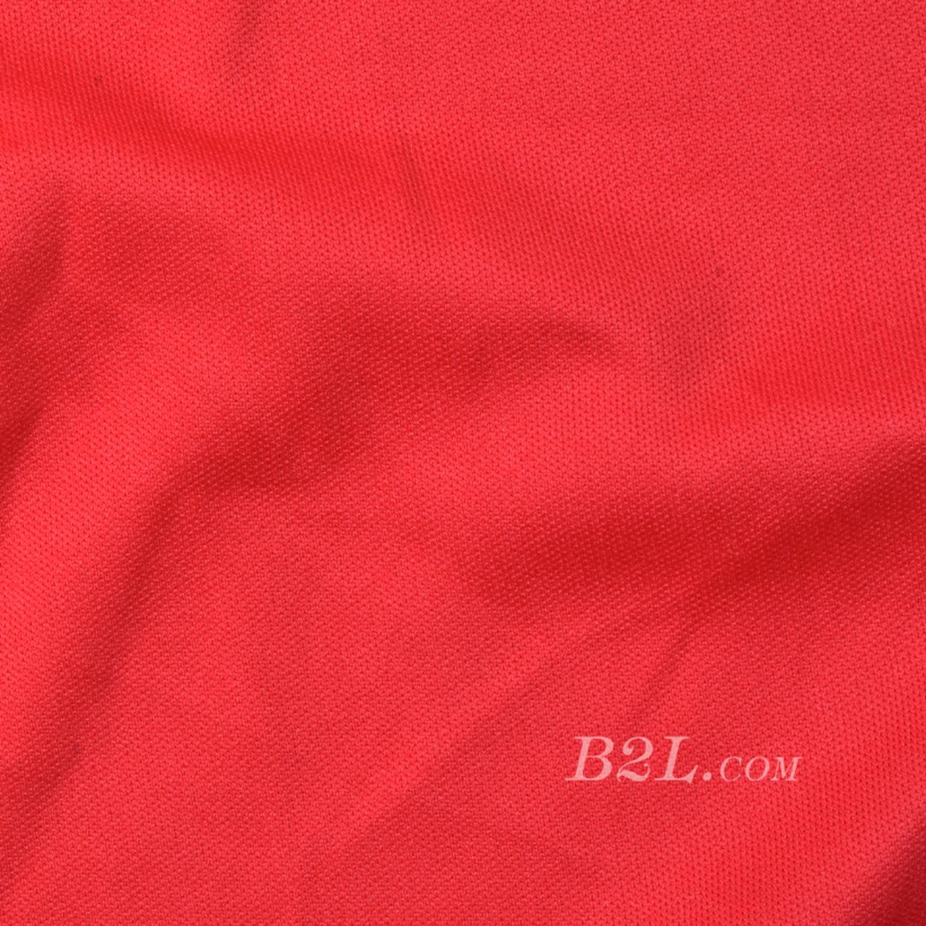 针织染色素色面料-春夏T恤POLO衫面料91130-3