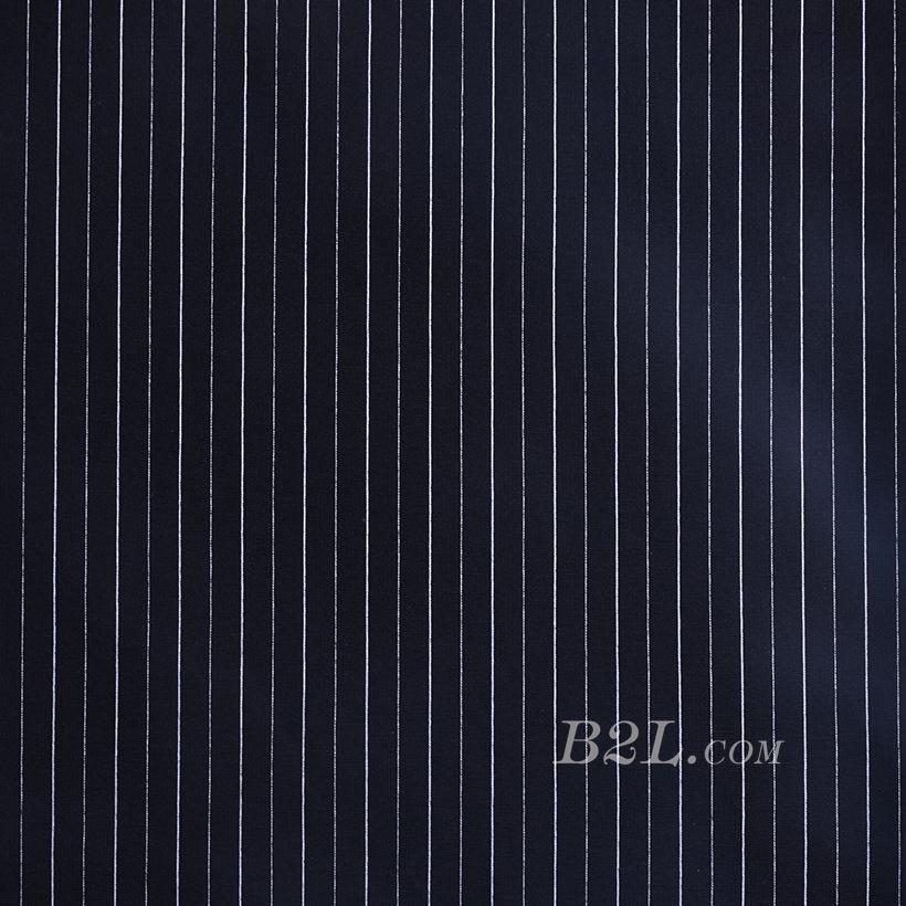针织染色条纹面料-春秋冬款连衣裙休闲服针织衫面料 60311-45