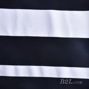 楼梯布 坑条 条子 横条 圆机 针织 纬编 T恤 针织衫 连衣裙 定位 棉感弹力 期货 60311-6