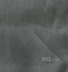 素色 梭织 染色 低弹 麻感 薄 春秋 外套 连衣裙 时装 90411-7