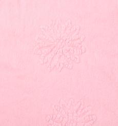 花朵 呢料 柔軟 羊毛 大衣 外套 女裝 70410-45