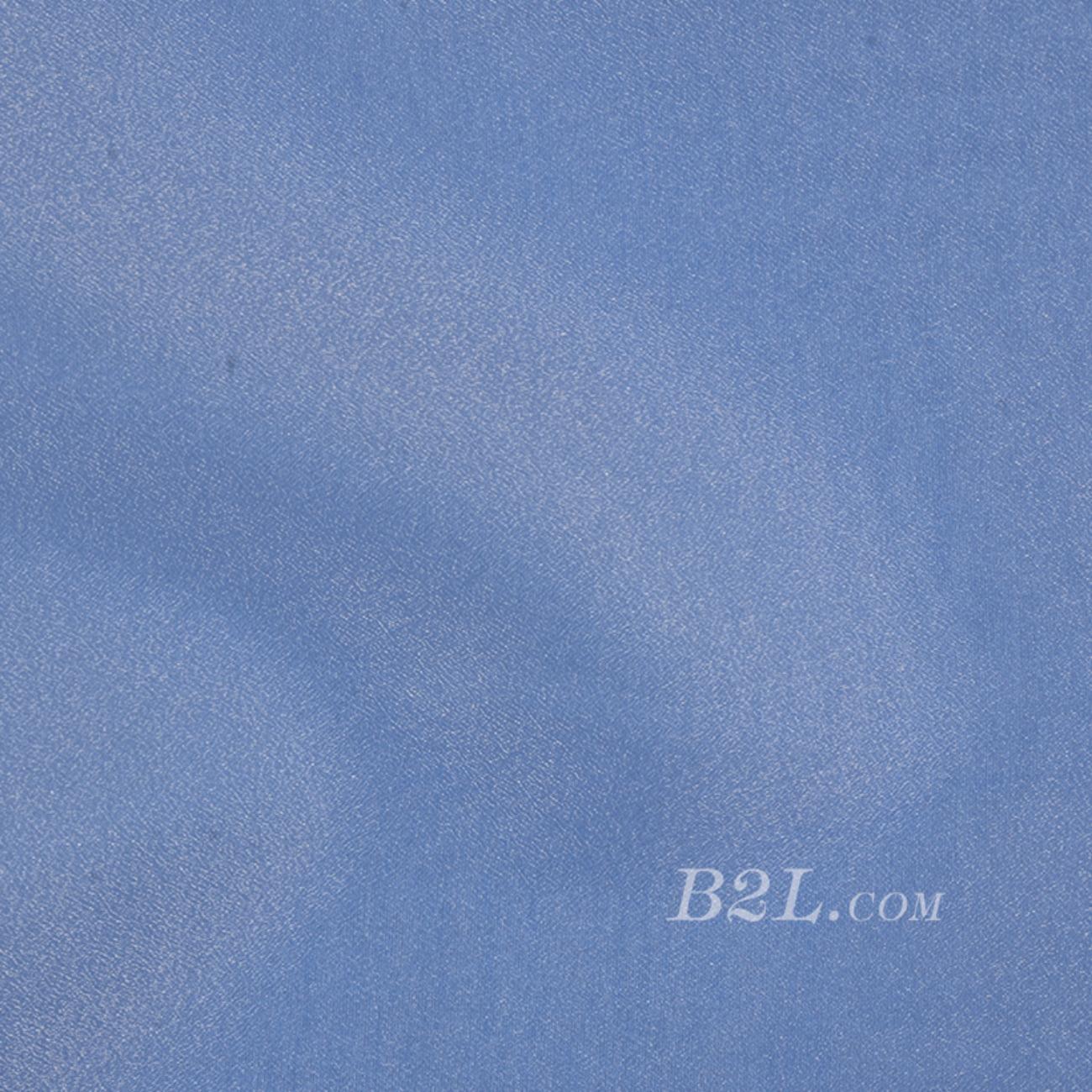 素色 梭织 低弹 薄 云彩纱 春夏 连衣裙 T恤 女装 外套 短裙 81118-36