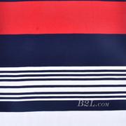 条子 竖条圆机 针织 纬编 T恤 针织衫 连衣裙 棉感弹力定位坑条 期货 60311-62