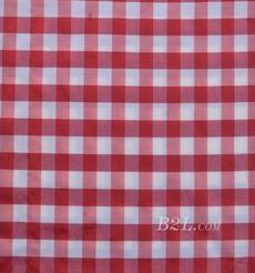 格子 棉感 色织 平纹 外套 衬衫 上衣 70622-33