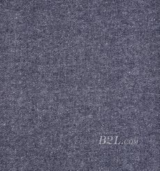 毛纺 素色 羊毛 粗纺 斜纹 双面呢 色织 低弹 秋冬 大衣 外套 女装 81026-7