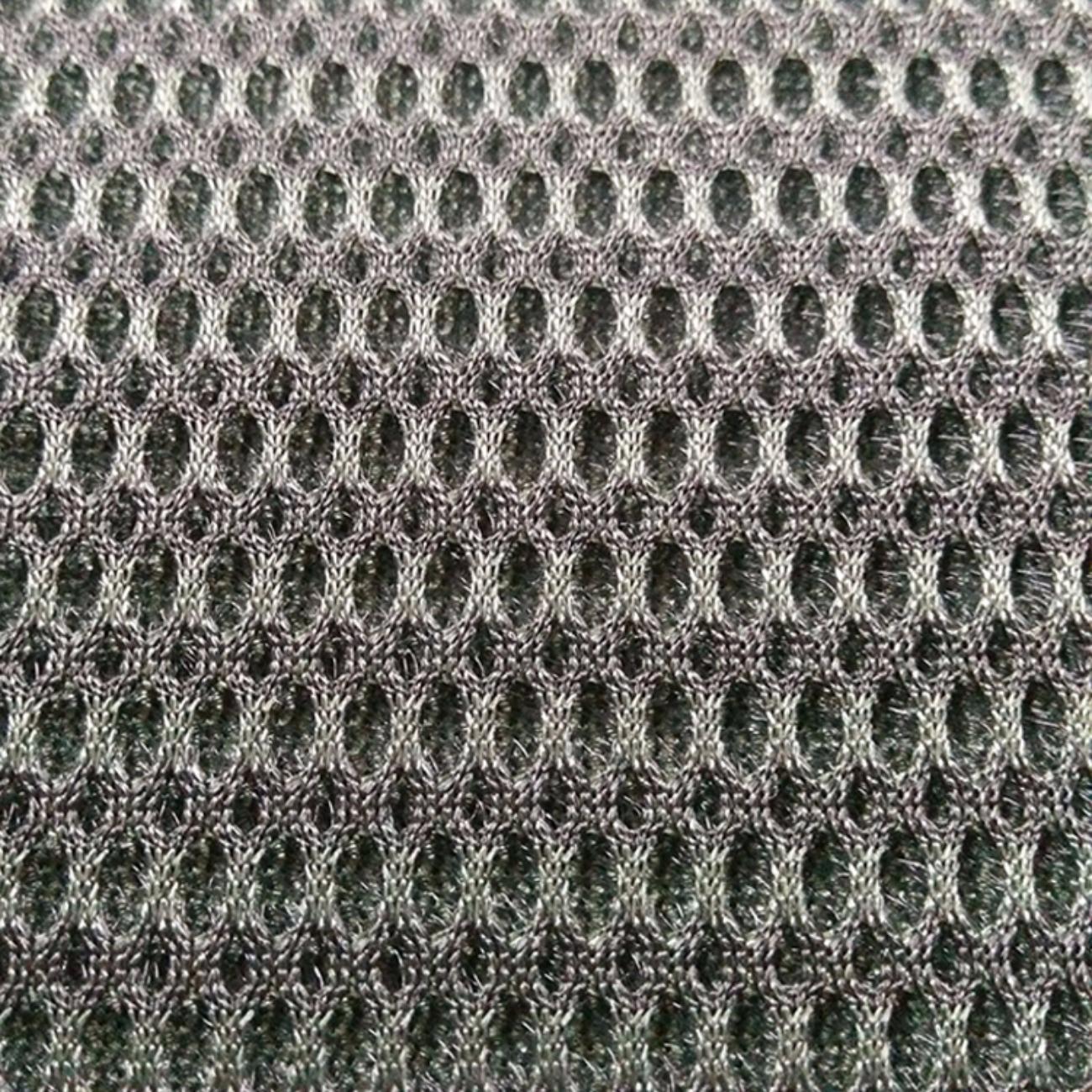 鸟眼网孔三明治网眼布料