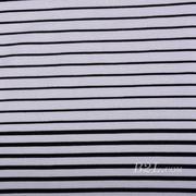 樓梯布 坑條 條子 橫條 圓機 針織 緯編 T恤 針織衫 連衣裙 定位 棉感彈力 期貨 60311-12