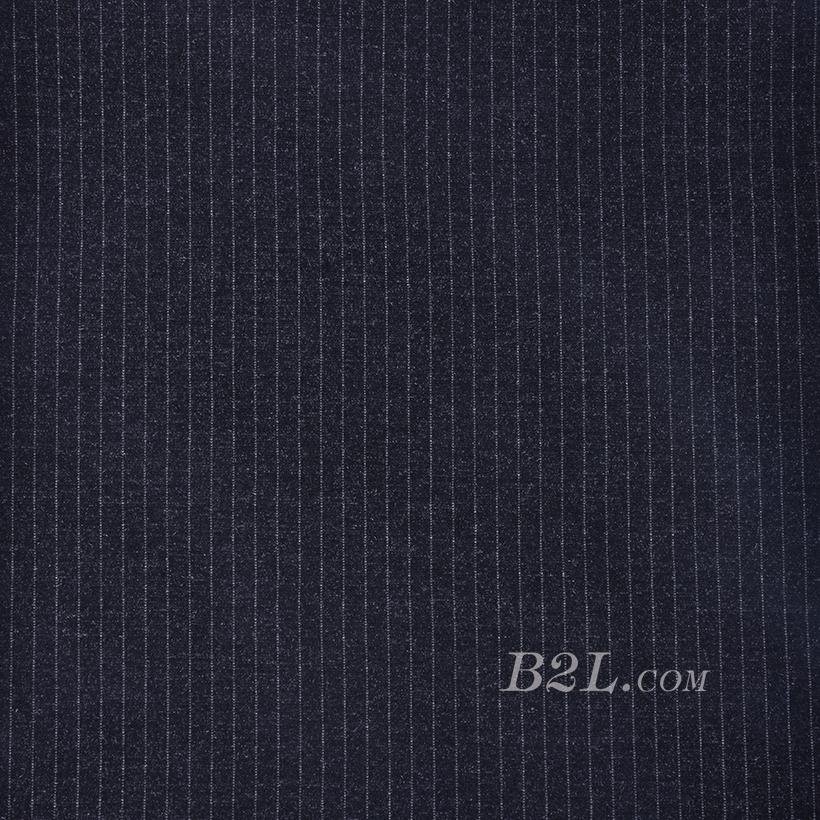 条子 竖条 圆机 针织 纬编 T恤 针织衫 连衣裙 棉感 弹力 60312-140