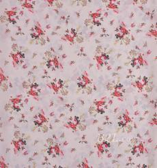 印花 梭織 染色 花朵 植物 低彈 春夏秋 連衣裙 女裝 90105-2
