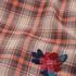 花朵 格子 色织 梭织 绣花 微弹 连衣裙 衬衫 女装 童装 春秋 71227-47