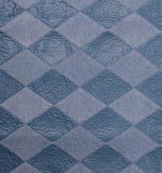 菱形 呢料 柔軟 羊毛 大衣 外套 女裝 70427-12