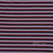 条纹 棉感 提花 平纹 连衣裙 外套 上衣 60701-19