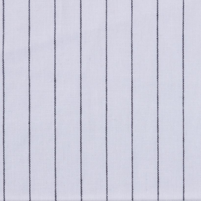 条子 梭织 色织 低弹 衬衫 连衣裙 短裙 棉感 柔软 现货 棉麻 女装 男装 春夏 71028-47