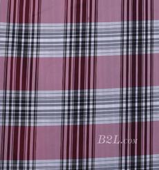 格子 棉感 色织 平纹 外套 衬衫 上衣 薄 70622-102