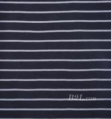 条子 横条 圆机 针织 纬编 T恤 针织衫 连衣裙 弹力 期货 60312-6