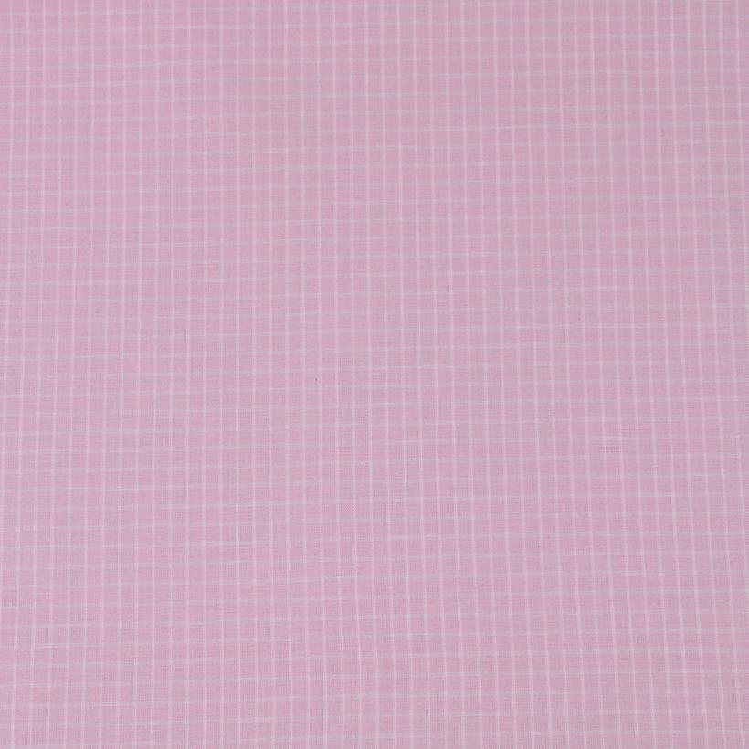 格子 梭织 色织 无弹 休闲时尚风格 衬衫 连衣裙 短裙 棉感 薄 全棉色织布 春夏秋 60929-133