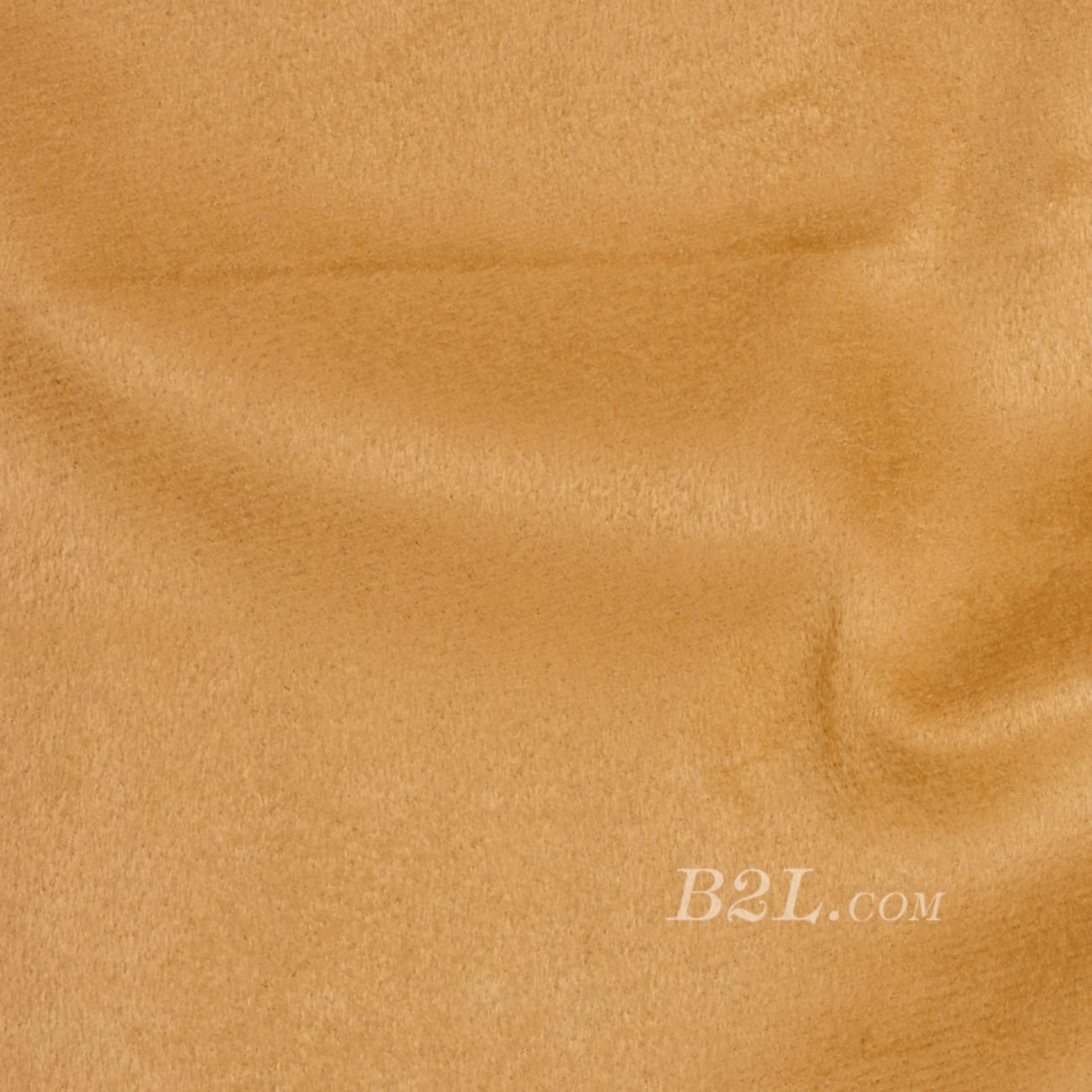 梭织染色麂皮绒面料-春秋冬外套休闲服裤装半身裙面料90403-3