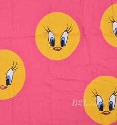 期货 印花 全人棉 梭织 鸭子 低弹 薄 连衣裙 衬衫 四季 女装 童装 80302-27