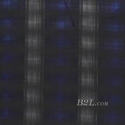 格子 全涤 梭织 色织 无弹 衬衫 外套里布 大衣里布 短裤 薄 光面 期货 60324-15