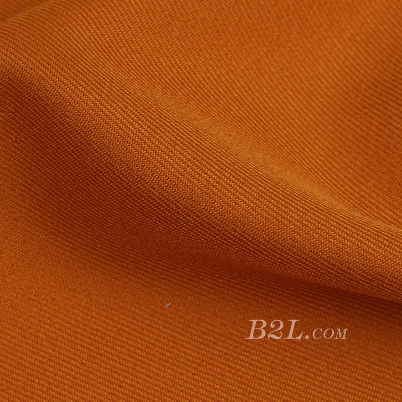 麻料 斜纹梭织素色染色连衣裙 短裙 衬衫 低弹 春 秋 柔软 70703-5